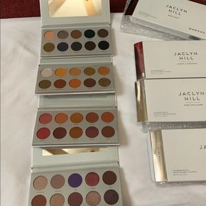 Morphe Jaclyn Hill eyeshadow collection